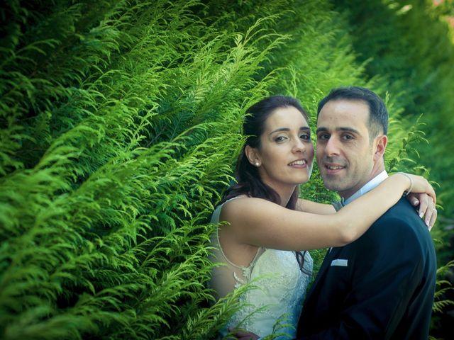 O casamento de Cátia e Avelino