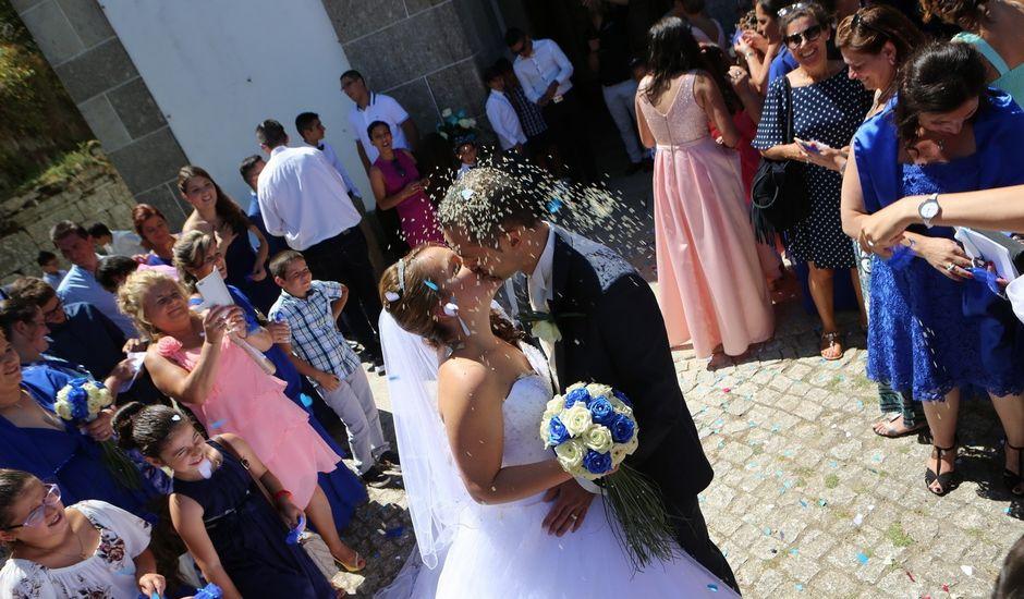 O casamento de Jorge e Daniela em Tendais, Cinfães