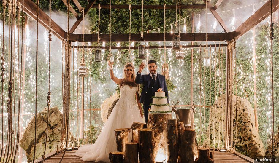 O casamento de Ivan e Cristina em Oiã, Oliveira do Bairro