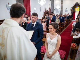 O casamento de Paula e David 1