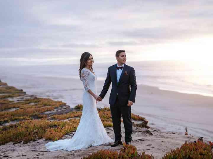 O casamento de Fiorella e Benjamin