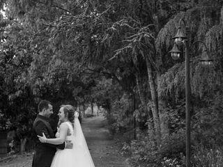 O casamento de Silvia e Raul
