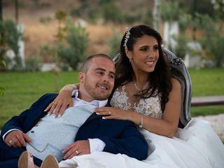 O casamento de Joana e Sergio