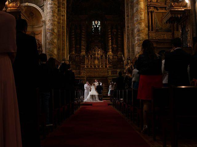 O casamento de Raul e Silvia em Amarante, Amarante 25