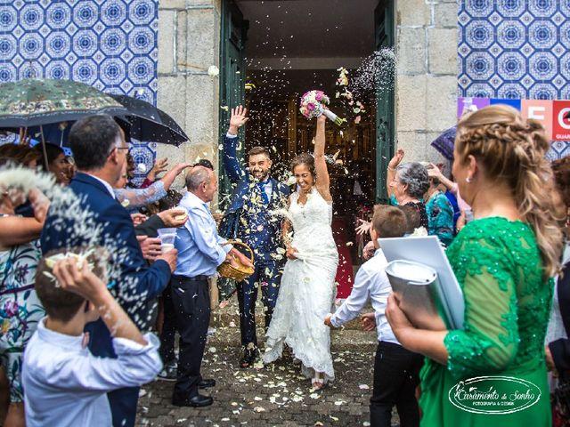 O casamento de Bruno e Flávia em Gandra, Paredes 1
