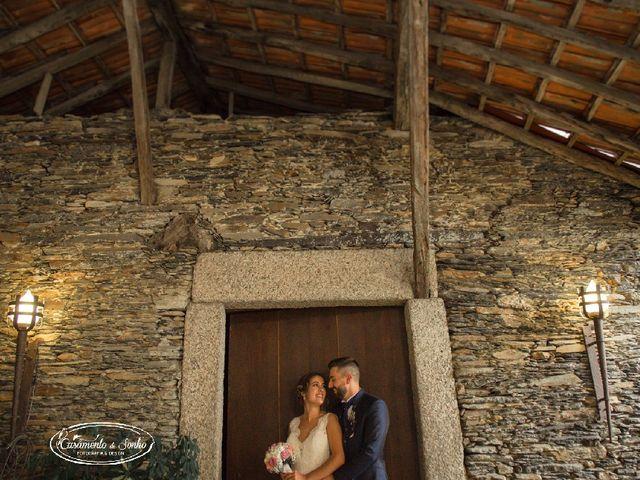 O casamento de Bruno e Flávia em Gandra, Paredes 4
