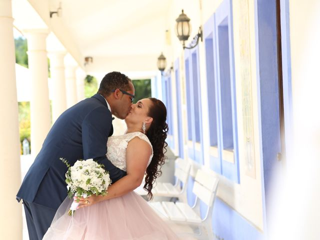 O casamento de Marisa e Fred