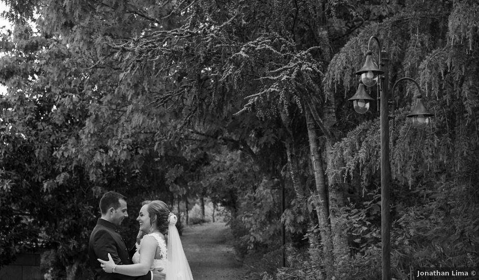 O casamento de Raul e Silvia em Amarante, Amarante