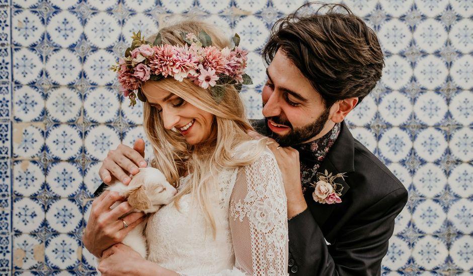 O casamento de Kasia e Guilherme em Sines, Sines