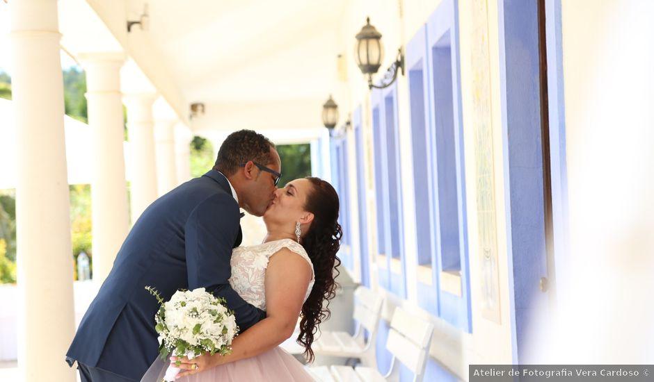 O casamento de Fred e Marisa em Torres Vedras, Torres Vedras