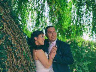 O casamento de Andreia e Maximino