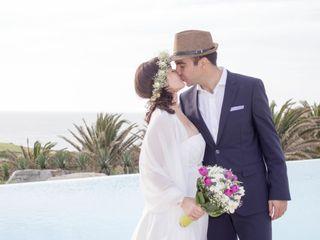 O casamento de Belém e Carlos