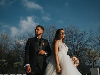 O casamento de Rita e Daniel