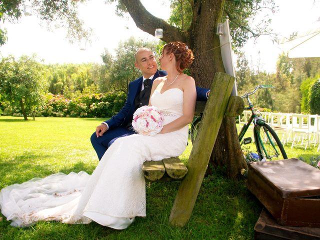 O casamento de Alexandra e Tiago