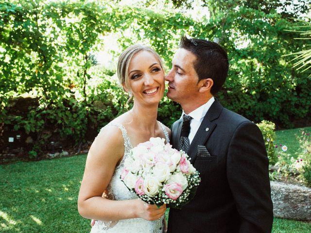 O casamento de Marisa e Toze