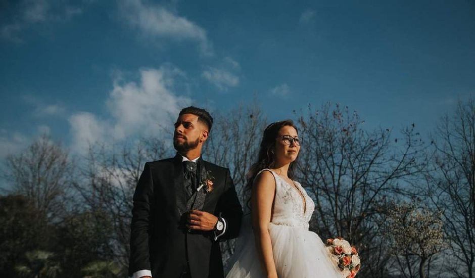 O casamento de Daniel e Rita em Sanfins do Douro, Alijó