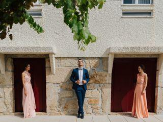 O casamento de Tânia e Bruno 3