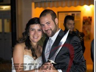 O casamento de Nadine e Marco 1