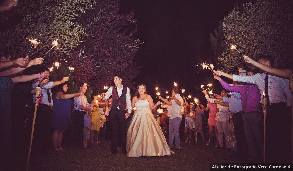 O casamento de André e Joana em Torres Vedras, Torres Vedras