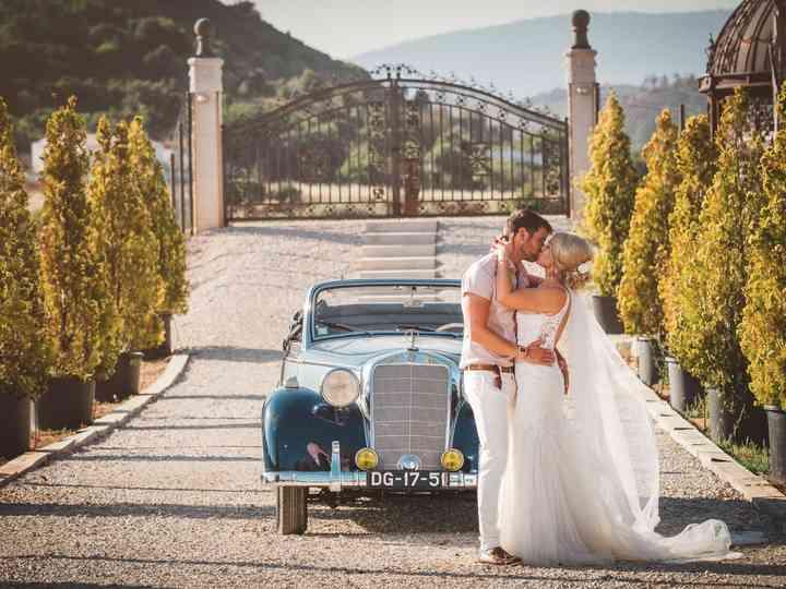O casamento de Shannon e Nathen