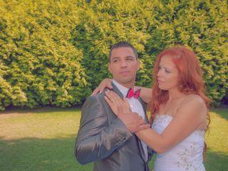 O casamento de Rosa e Nuno