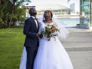 O casamento de Nacira e Kudima