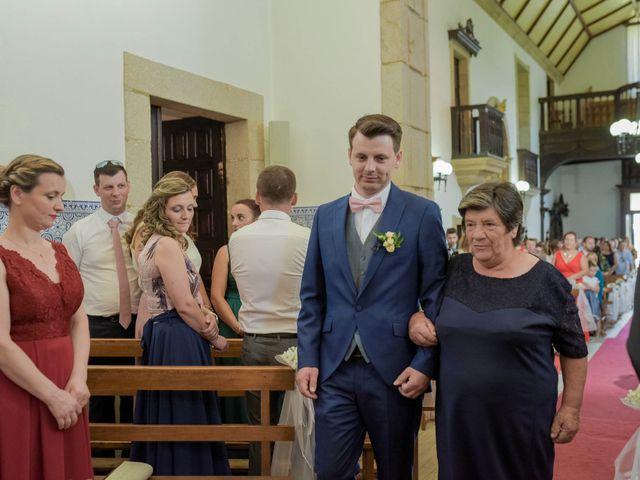 O casamento de Adão e Vânia em Paredes, Penafiel 15
