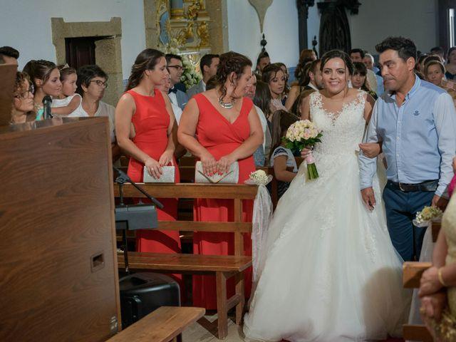 O casamento de Adão e Vânia em Paredes, Penafiel 16