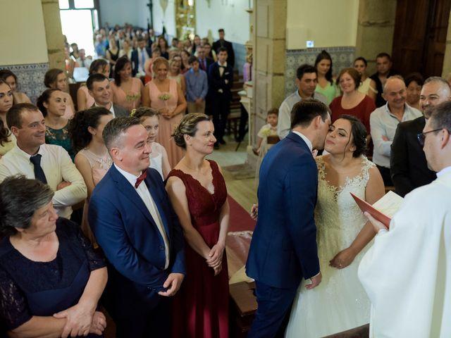 O casamento de Adão e Vânia em Paredes, Penafiel 17