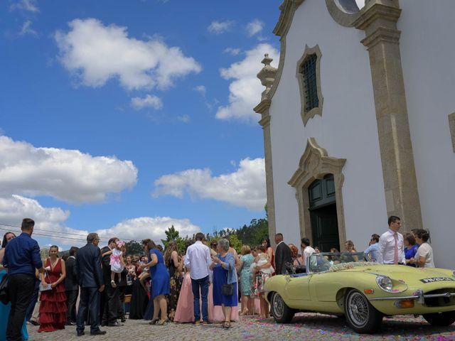 O casamento de Adão e Vânia em Paredes, Penafiel 19