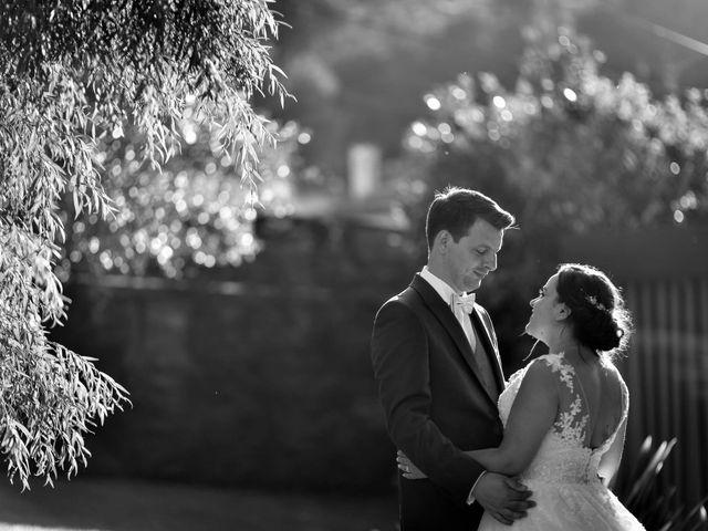 O casamento de Adão e Vânia em Paredes, Penafiel 1