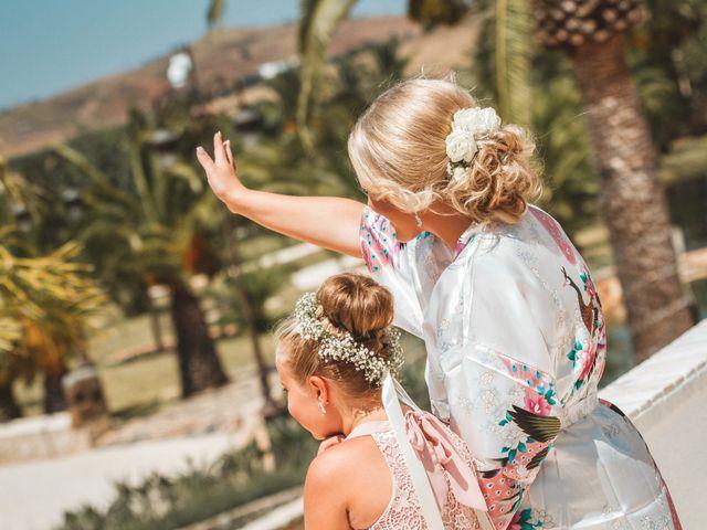 O casamento de Nathen e Shannon em Estombar, Lagoa 12