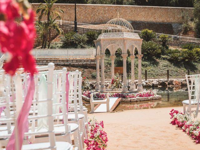 O casamento de Nathen e Shannon em Estombar, Lagoa 19