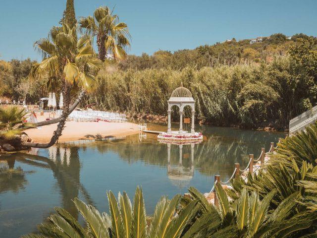 O casamento de Nathen e Shannon em Estombar, Lagoa 20