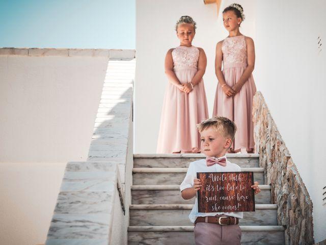 O casamento de Nathen e Shannon em Estombar, Lagoa 23