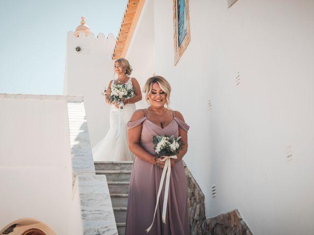 O casamento de Nathen e Shannon em Estombar, Lagoa 24