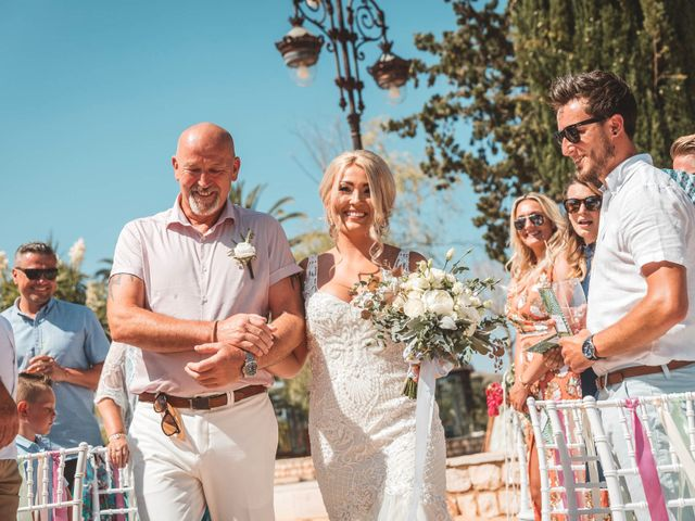 O casamento de Nathen e Shannon em Estombar, Lagoa 25