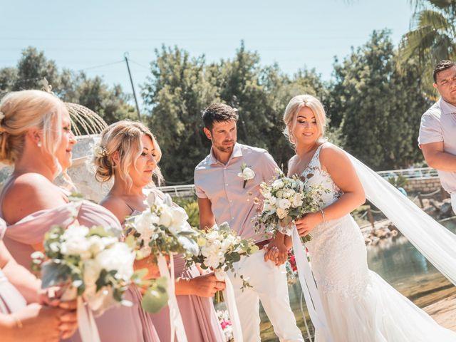 O casamento de Nathen e Shannon em Estombar, Lagoa 26