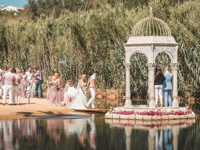O casamento de Nathen e Shannon em Estombar, Lagoa 27