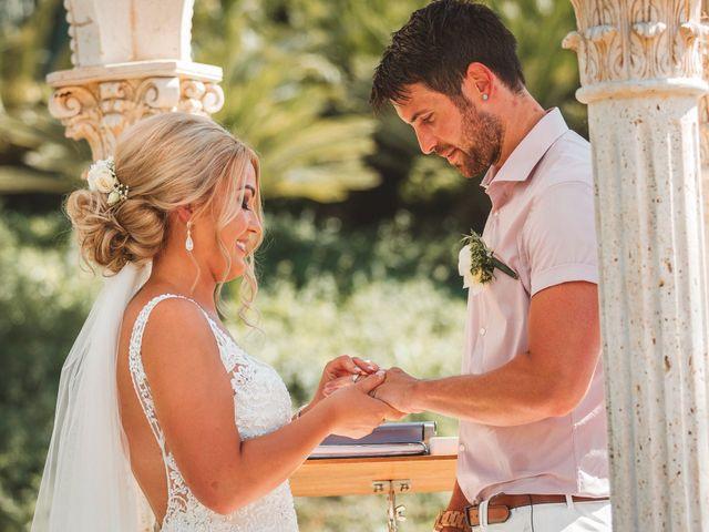 O casamento de Nathen e Shannon em Estombar, Lagoa 32