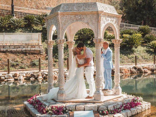 O casamento de Nathen e Shannon em Estombar, Lagoa 33