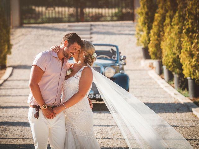 O casamento de Nathen e Shannon em Estombar, Lagoa 37