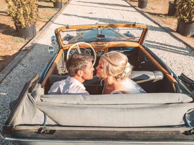 O casamento de Nathen e Shannon em Estombar, Lagoa 38
