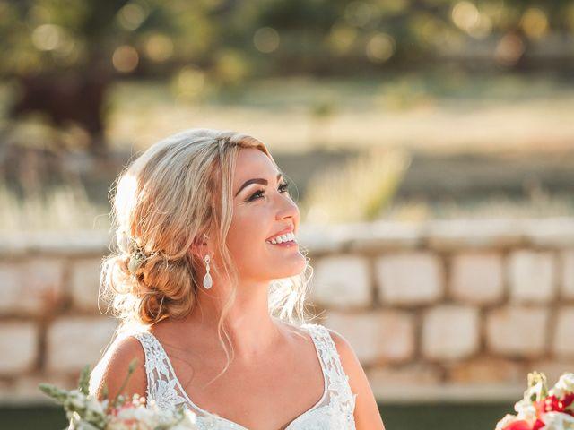 O casamento de Nathen e Shannon em Estombar, Lagoa 42