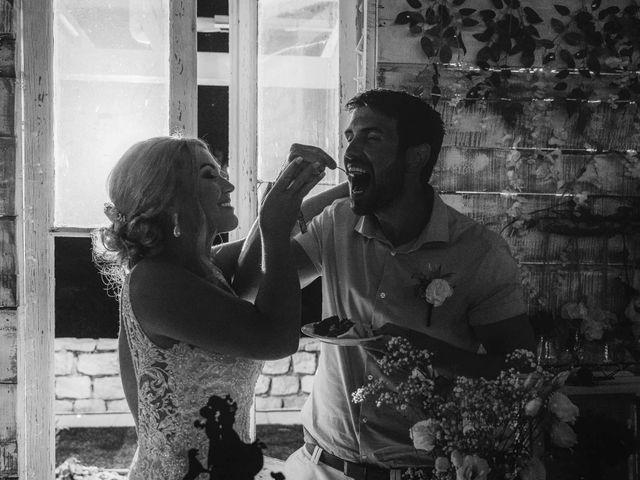 O casamento de Nathen e Shannon em Estombar, Lagoa 47