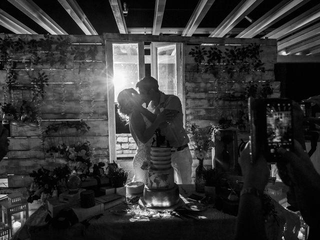 O casamento de Nathen e Shannon em Estombar, Lagoa 48