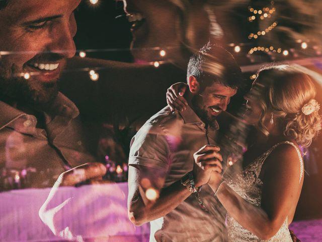 O casamento de Nathen e Shannon em Estombar, Lagoa 49