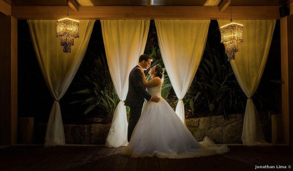 O casamento de Adão e Vânia em Paredes, Penafiel