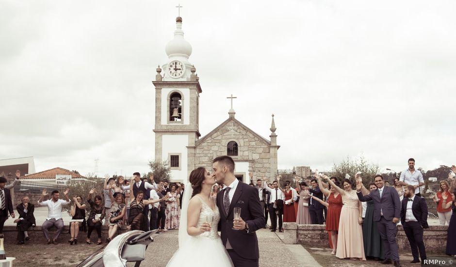 O casamento de Pedro e Diana em Paredes, Paredes
