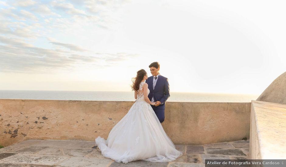 O casamento de Bernardo e Noemi em Lourinhã, Lourinhã